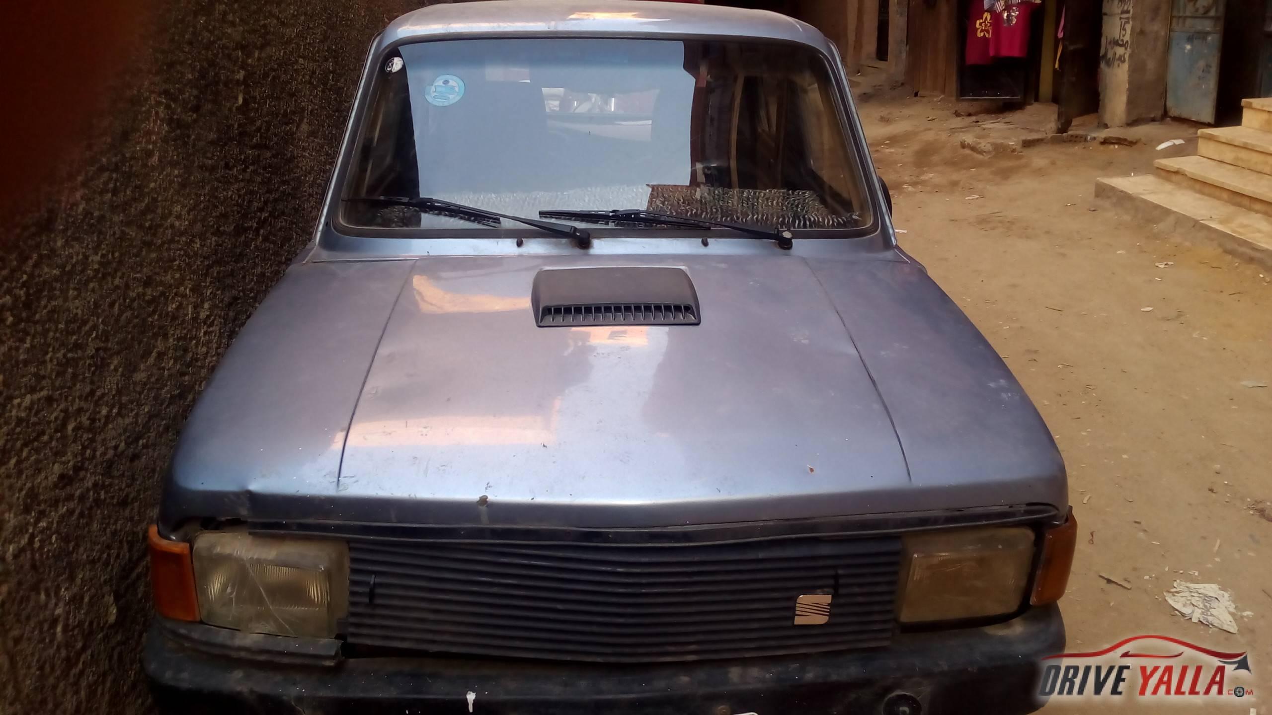 فيات 127 مستعملة للبيع فى مصر 1984