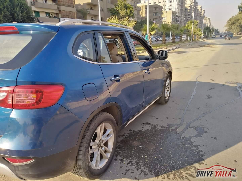 بريليانس جيب V5 مستعملة  للبيع  فى مصر  2013