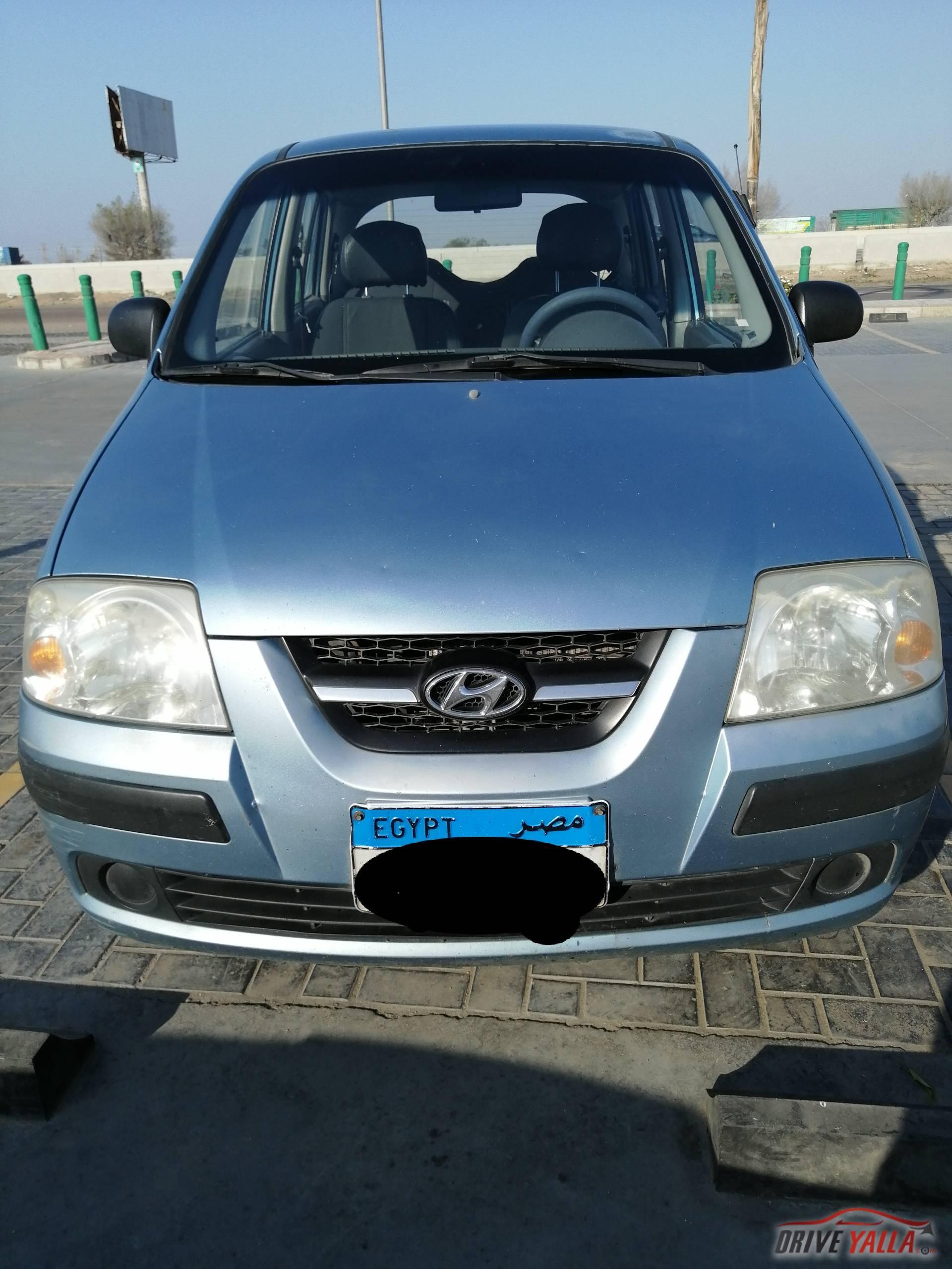 هيواندى اتوس  مستعملة للبيع فى مصر 2010