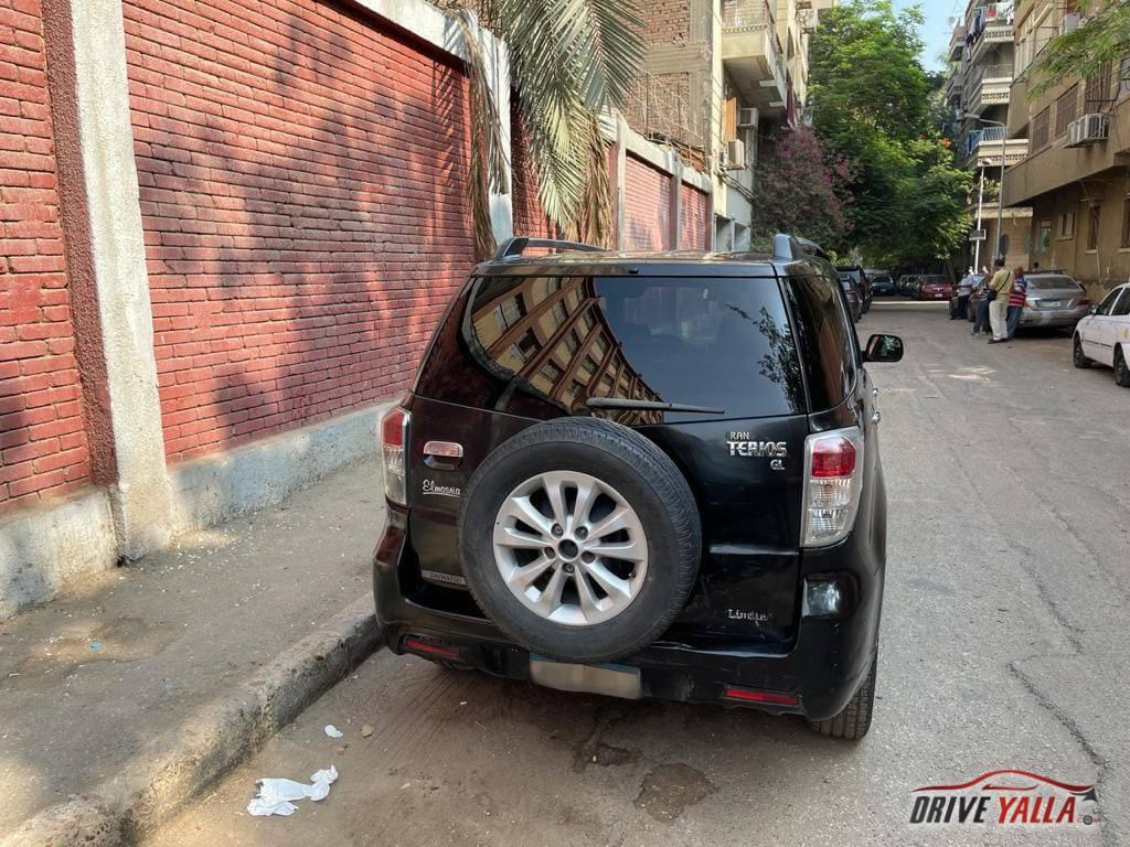 دايهاتسو جراند تريوس مستعملة للبيع فى مصر 2013