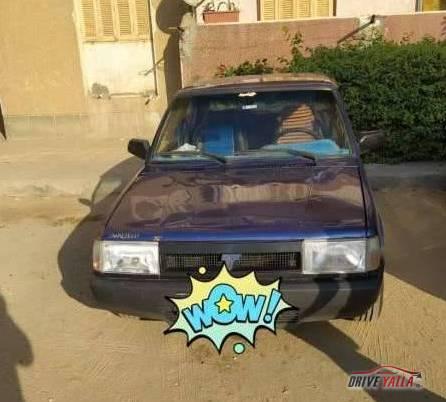 فيات  شاهين مستعملة للبيع فى مصر 2001