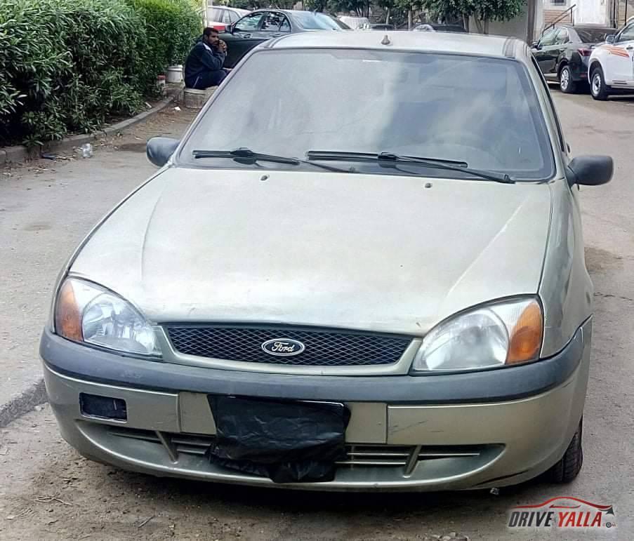 فورد فيستا مستعملة للبيع فى مصر موديل 2000