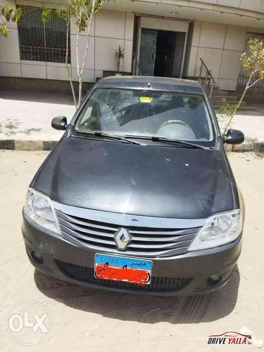 رينو لوجان مستعملة للبيع فى مصر 2013