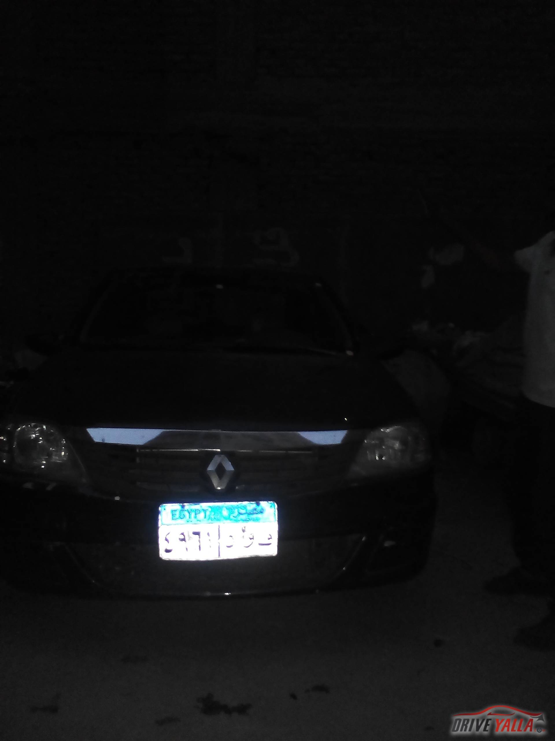 سيارة رينو لوجان2010للبيع