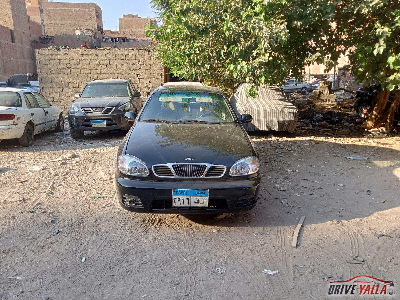 دايو لانوس 2000 مستعملة للبيع فى مصر 2000