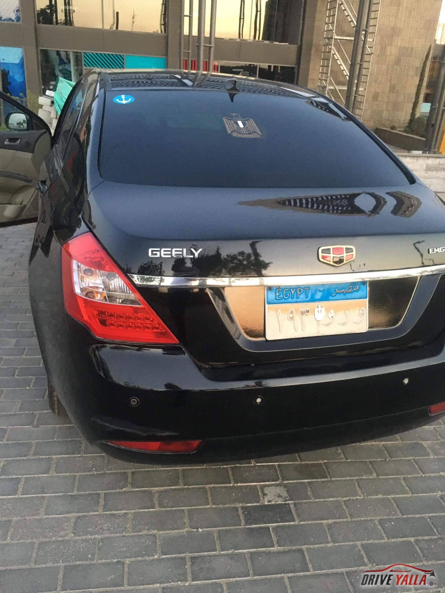 جيلى ام جراند  مستعملة للبيع فى مصر 2016