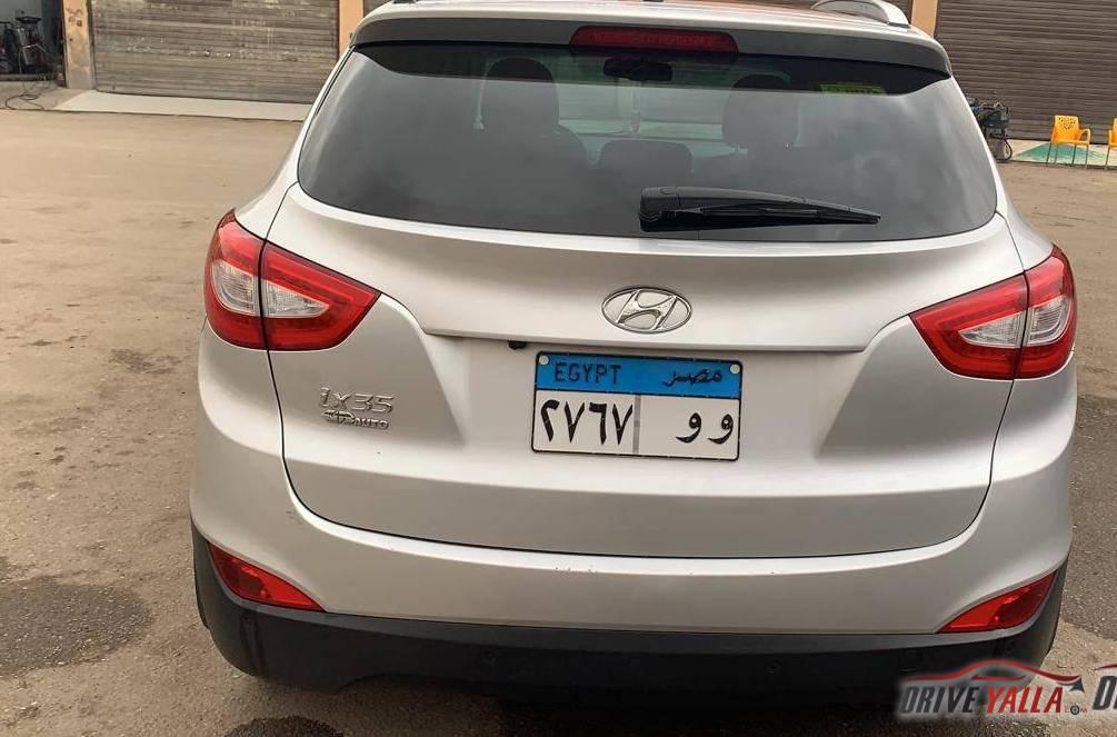 هيواندى  IX35 مستعملة للبيع فى مصر بالتقسيط 2015