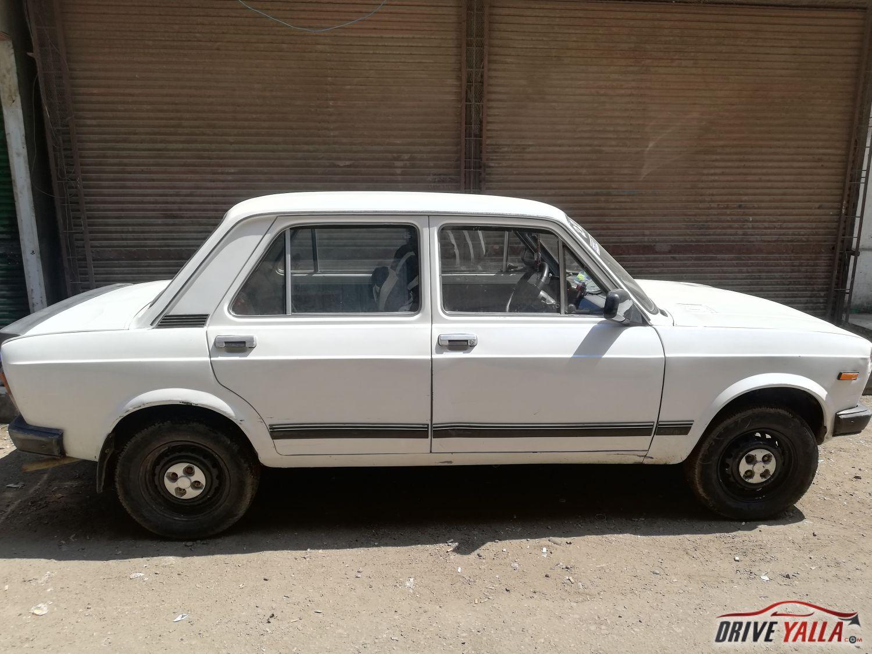 فيات ١٢٨ مستعملة للبيع فى مصر  1984