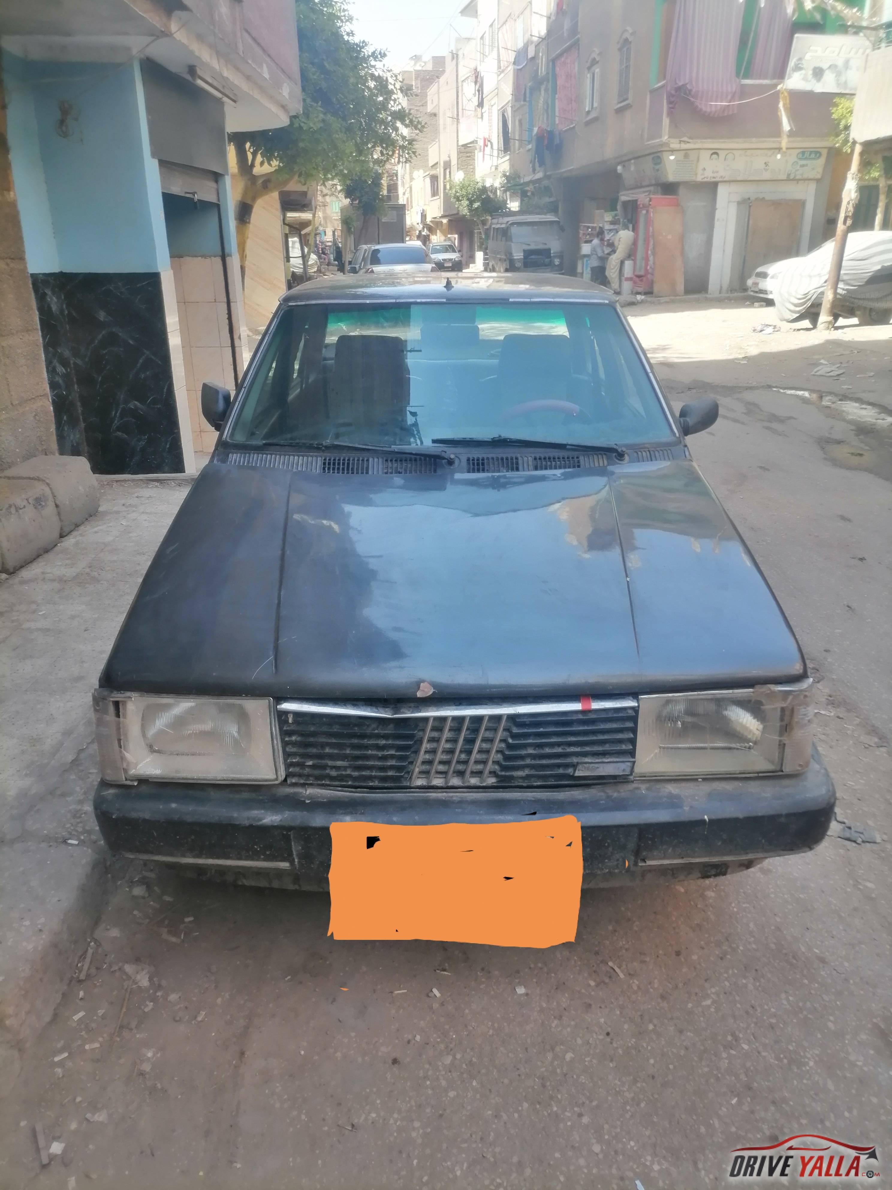 فيات  ريجاتا مستعملة للبيع فى مصر 1986