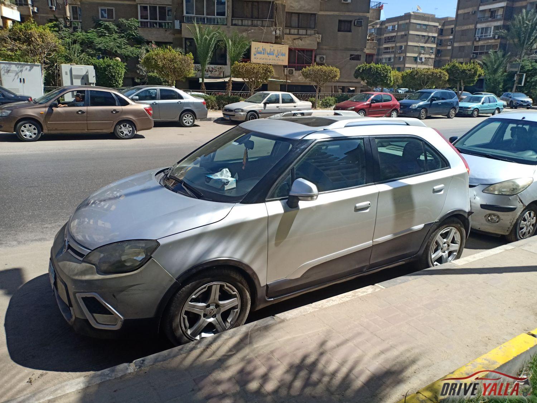 ام  جي 3  مستعملة للبيع فى مصر  2013