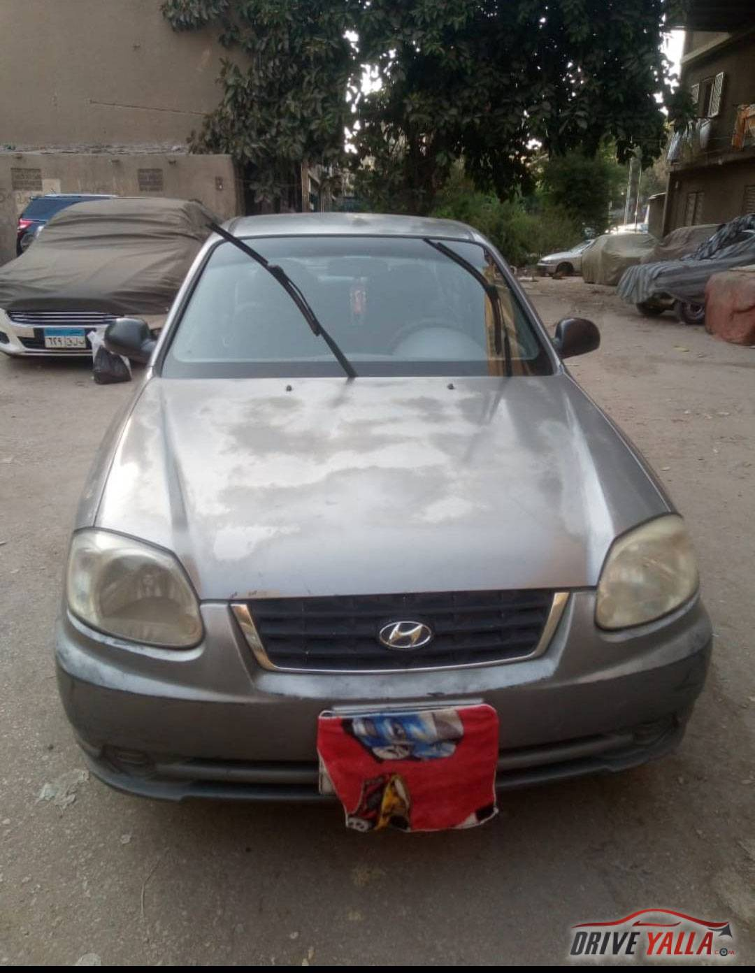 هيواندى فيرنا مستعملة للبيع فى مصر موديل ٢٠١١