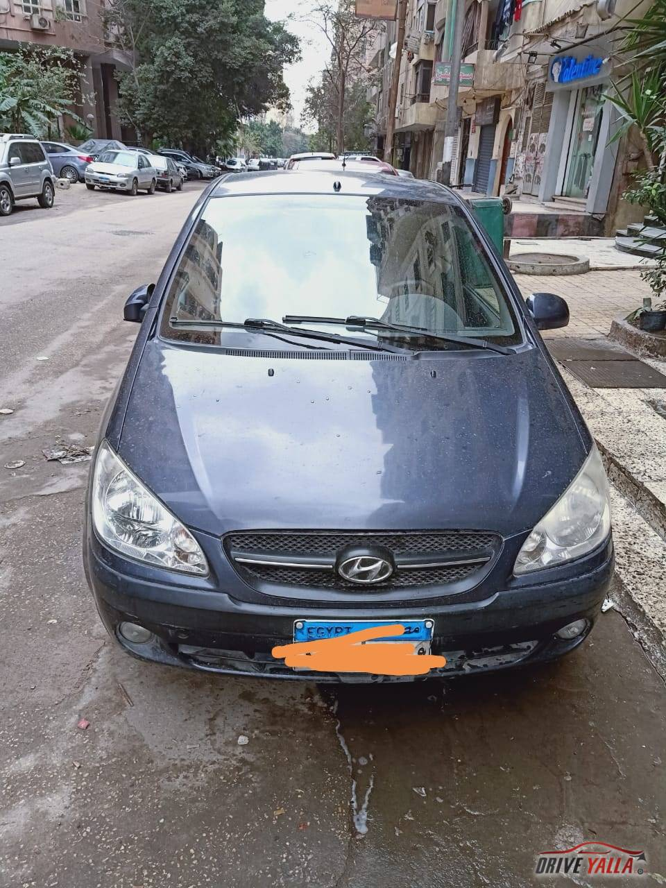 هيواندى جيتز مسنعملة للبيع فى مصر  ٢٠١١