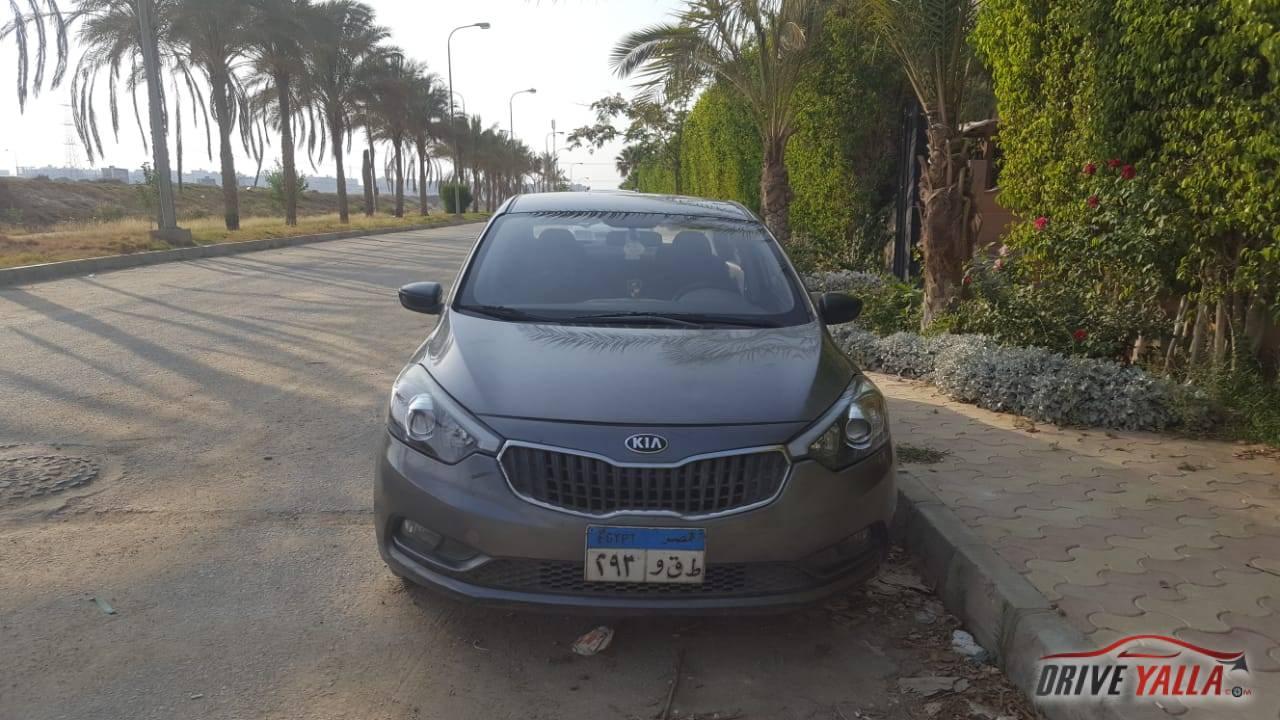كيا سيراتو ا مستعملة للبيع فى مصر بالتقسيط  2016