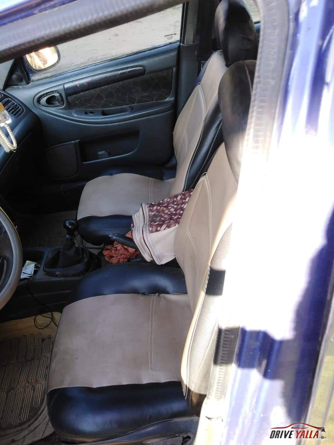 سيارة دايو لانس 2 للبيع