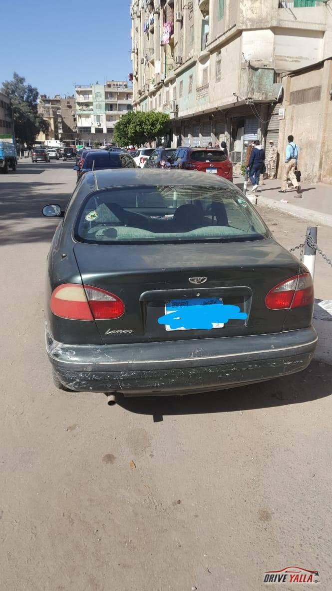 دايو لانوس مستعملة للبيع فى مصر  2000