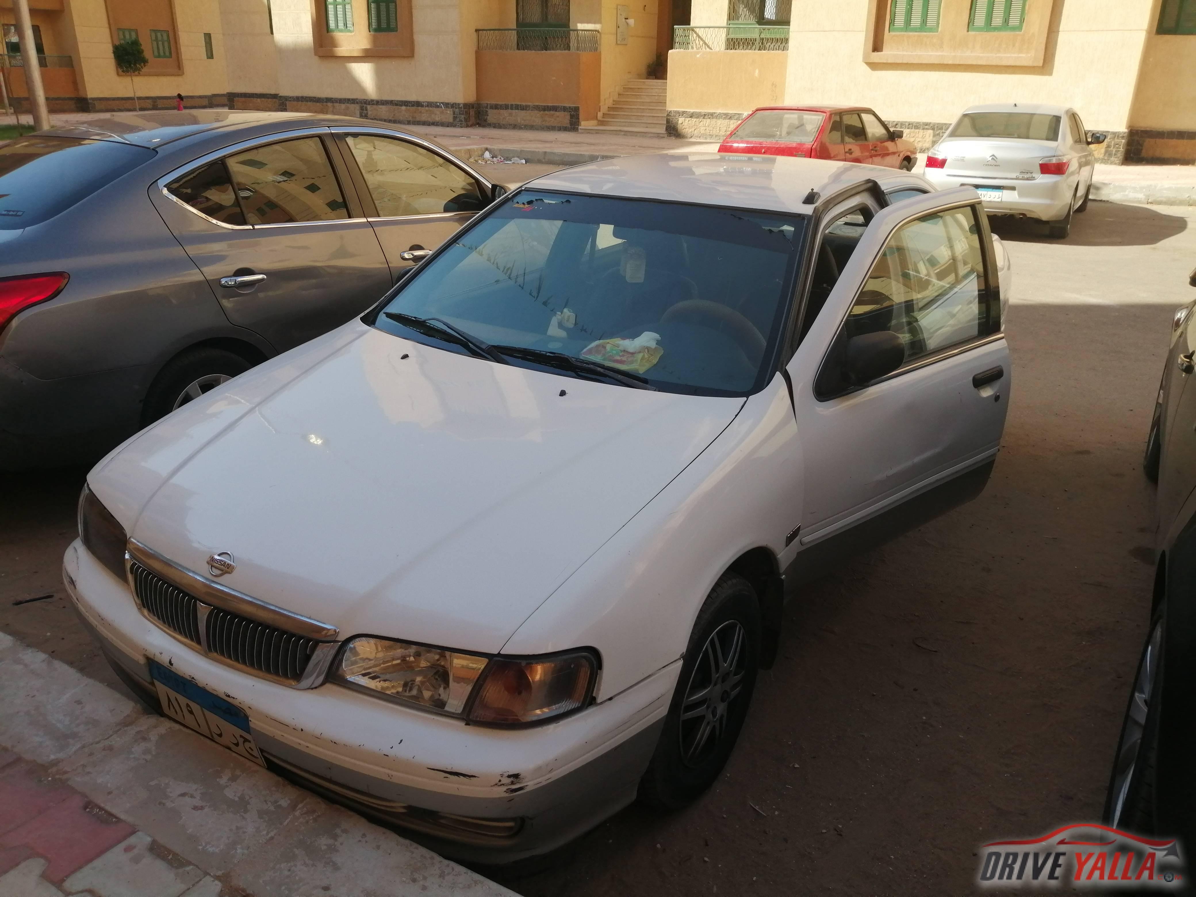 نيسان صنى  مستعملة للبيع فى مصر 1999