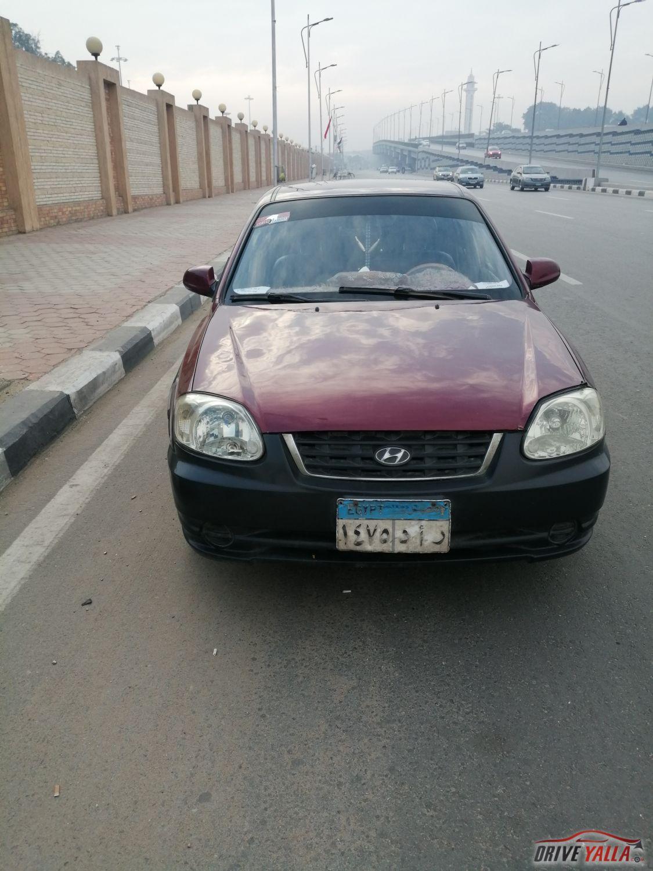 هيواندى فيرنا مستعملة للبيع فى مصر  2010