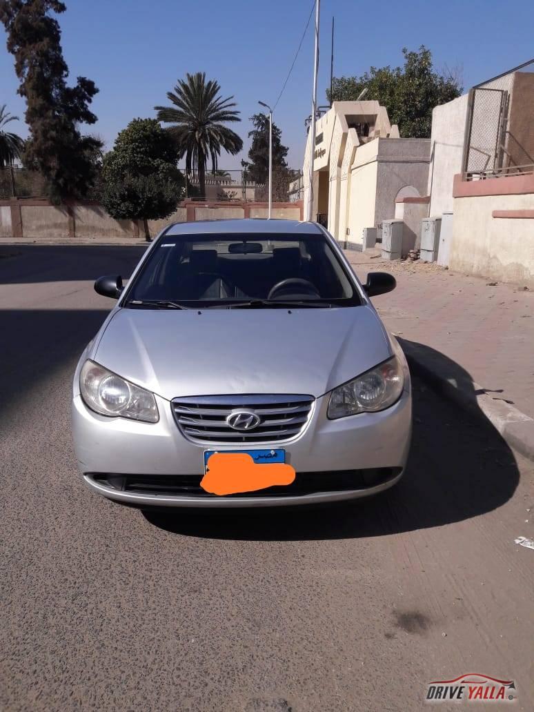 هيونداي إلينترا مستعملة للبيع فى مصر 2011