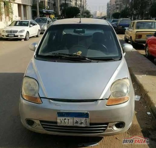 شيفرولية سبارك مستعملة للبيع فى مصر 2011