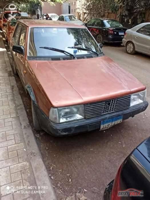 فيات ريجاتا مستعملة للبيع فى مصر موديل 1986