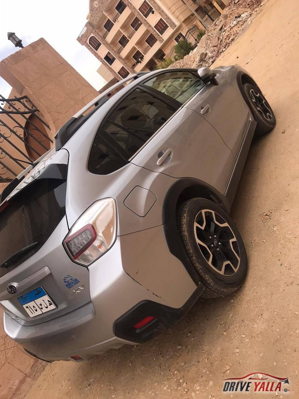 سوبارو xv  مستعملة للبيع فى مصر بالتقسيط  2016