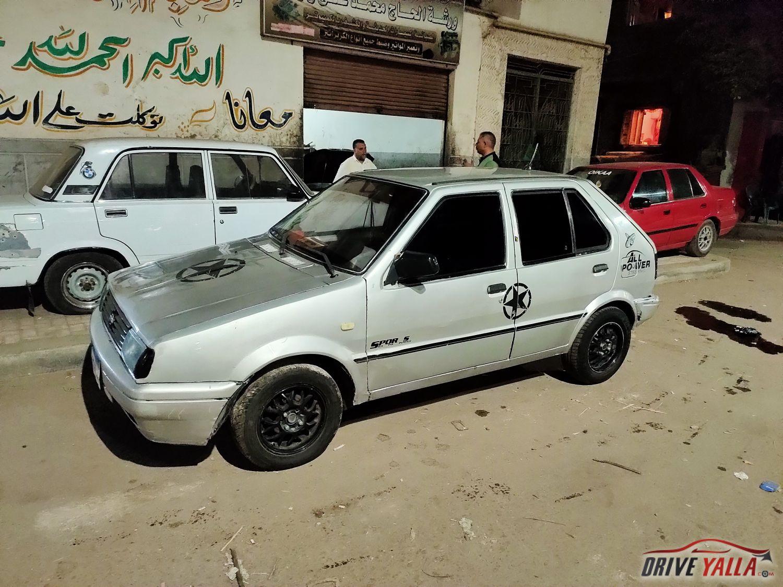 نيسان مارش مستعملة للبيع فلى مصر 1990