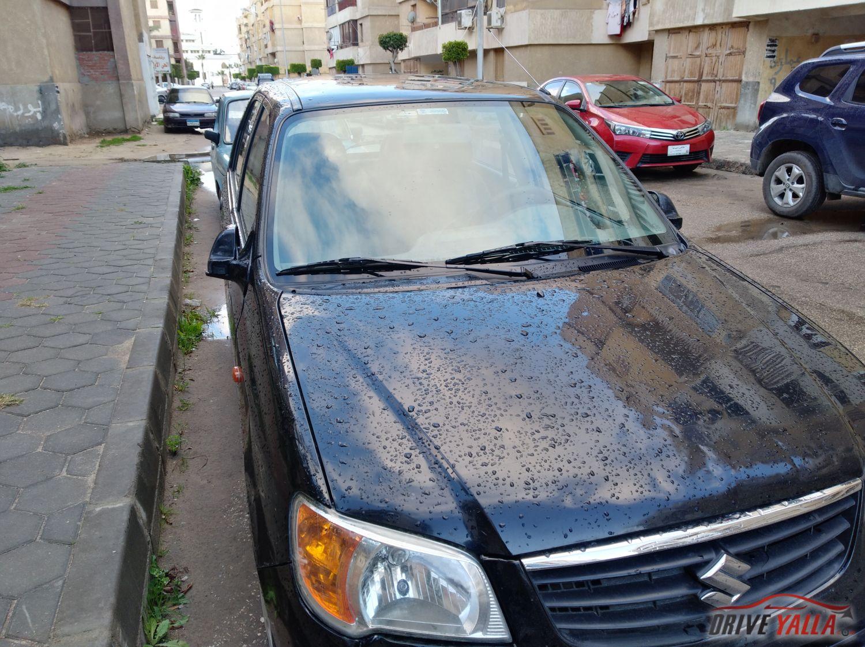سوزوكى التو  مستعملة للبيع فى مصر بالتقسيط  ٢٠١٣