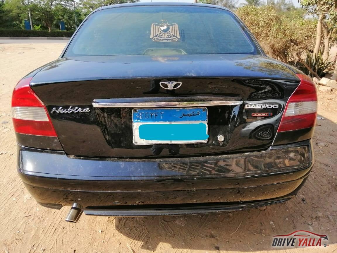 دايو نوبيرا مستعملة للبيع فى مصر موديل 2007