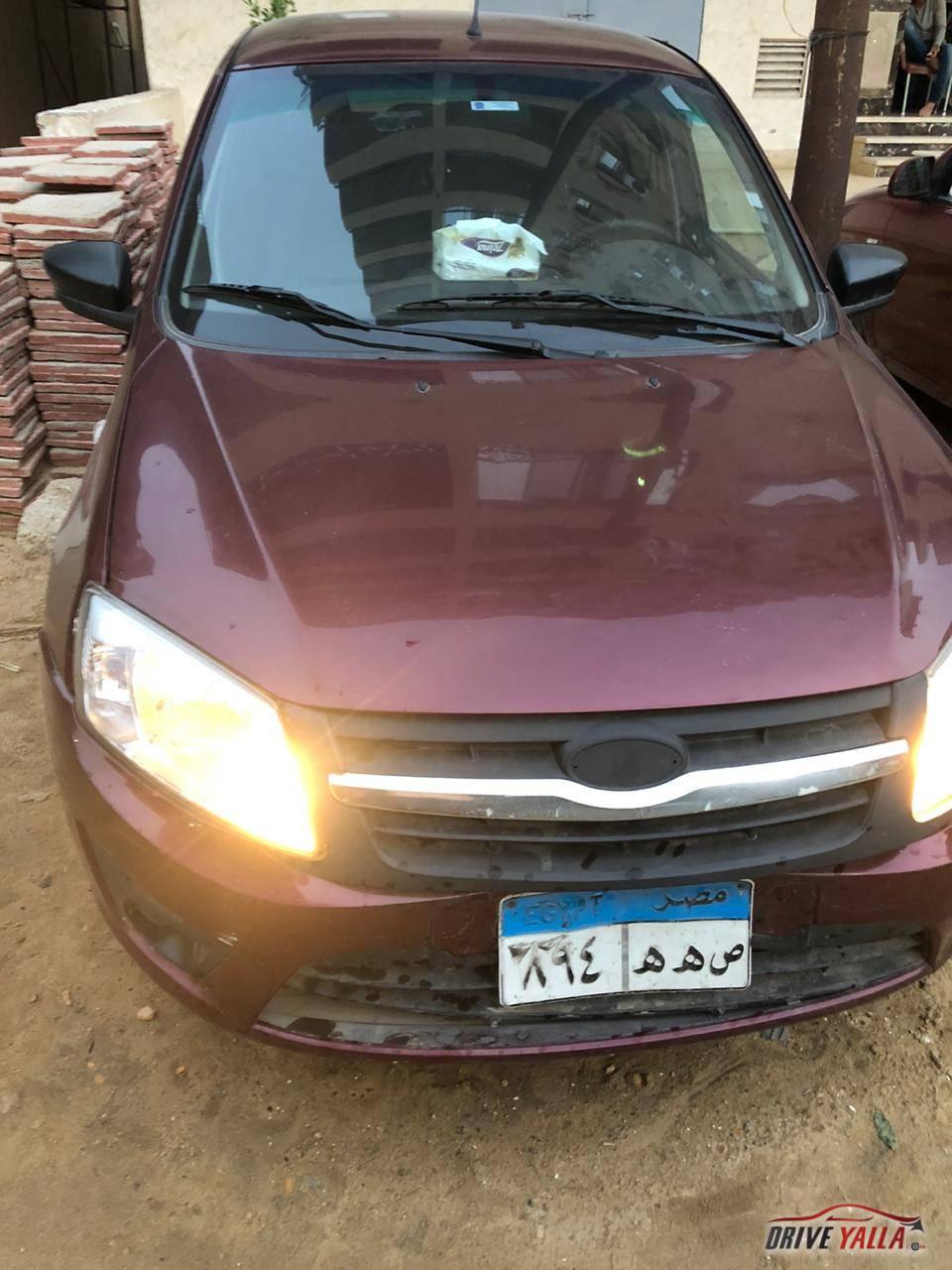 لادا جرانتا مستعملة للبيع فى مصر ٢٠١٩