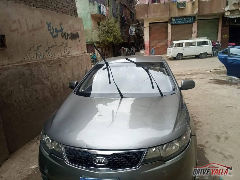 كيا سيراتو مستعملة للبيع فى مصر 2012