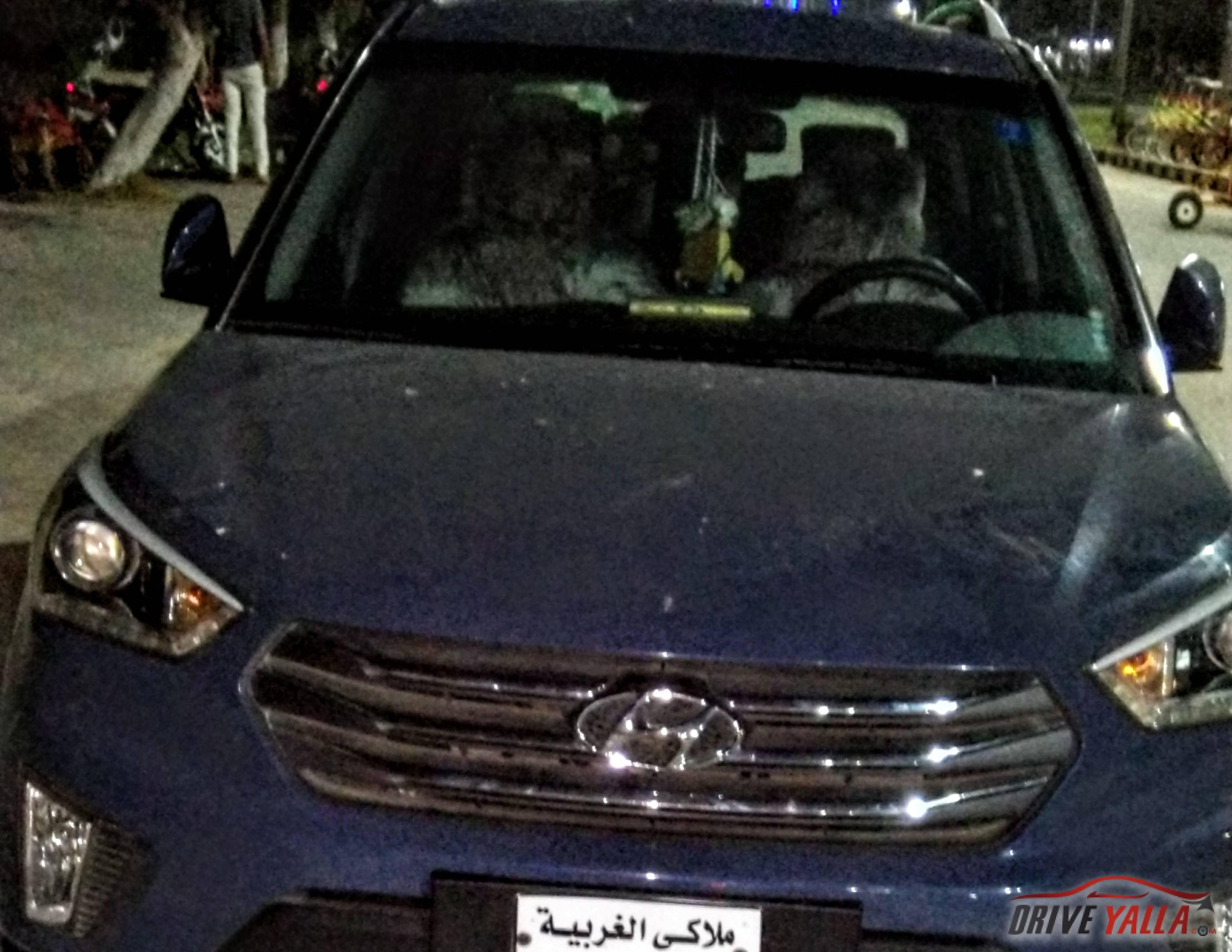 هيونداي كريتا  مستعملة للبيع فى مصر  بالتقسيط  2016