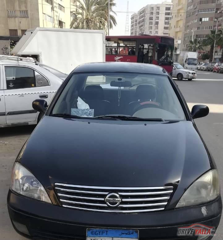 نيسان صني مستعملة للبيع فى مصر 2011