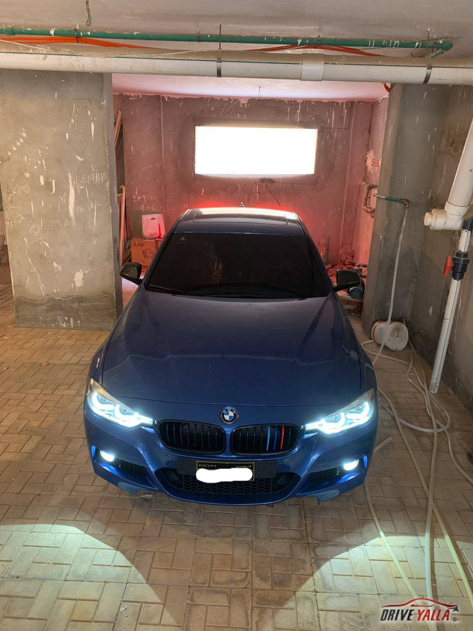 320 i M sport  BMW مستعملة للبيع فى مصر بالتقسيط  2019