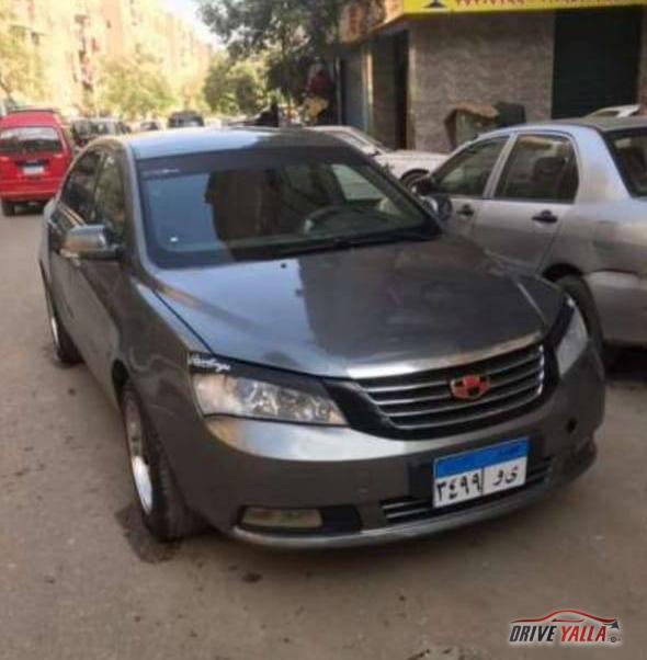 جيلى اميجراند 7   مستعملة للبيع فى مصر 2013
