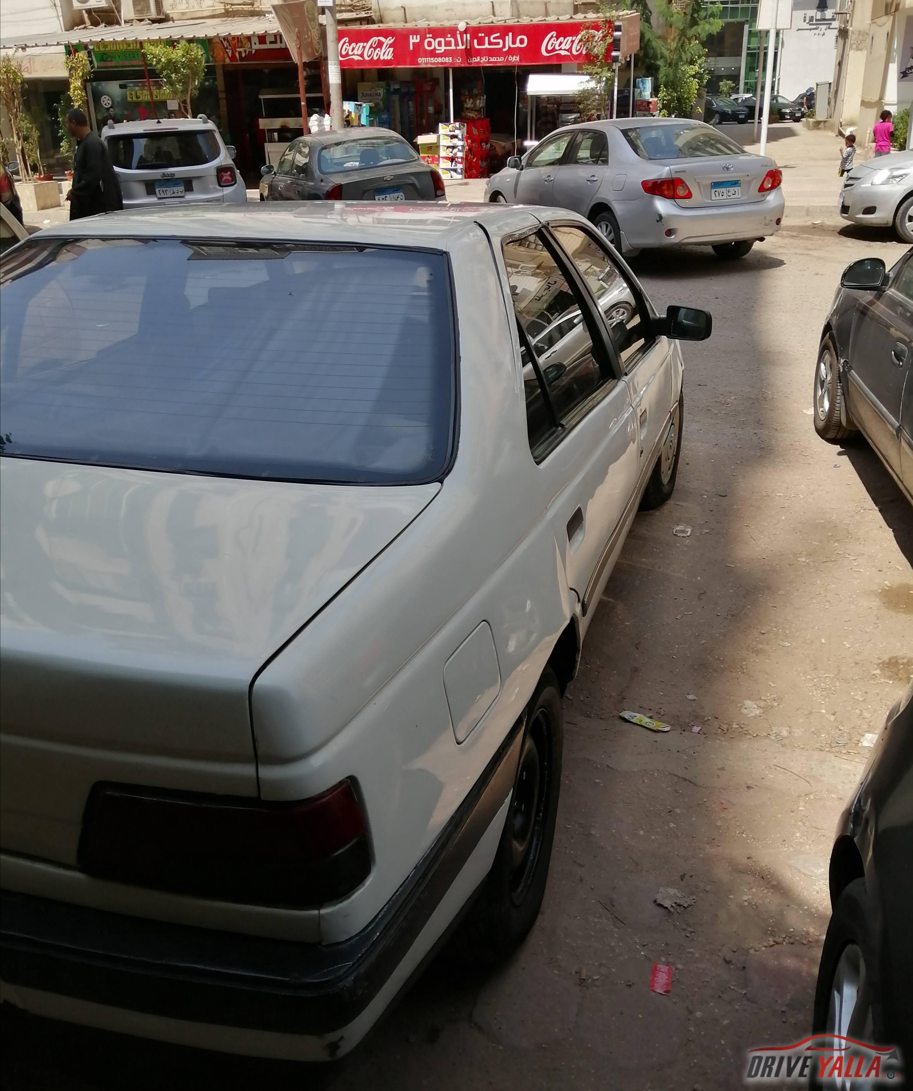 بيجو 405 مستعملة للبيع فى مصر  1993