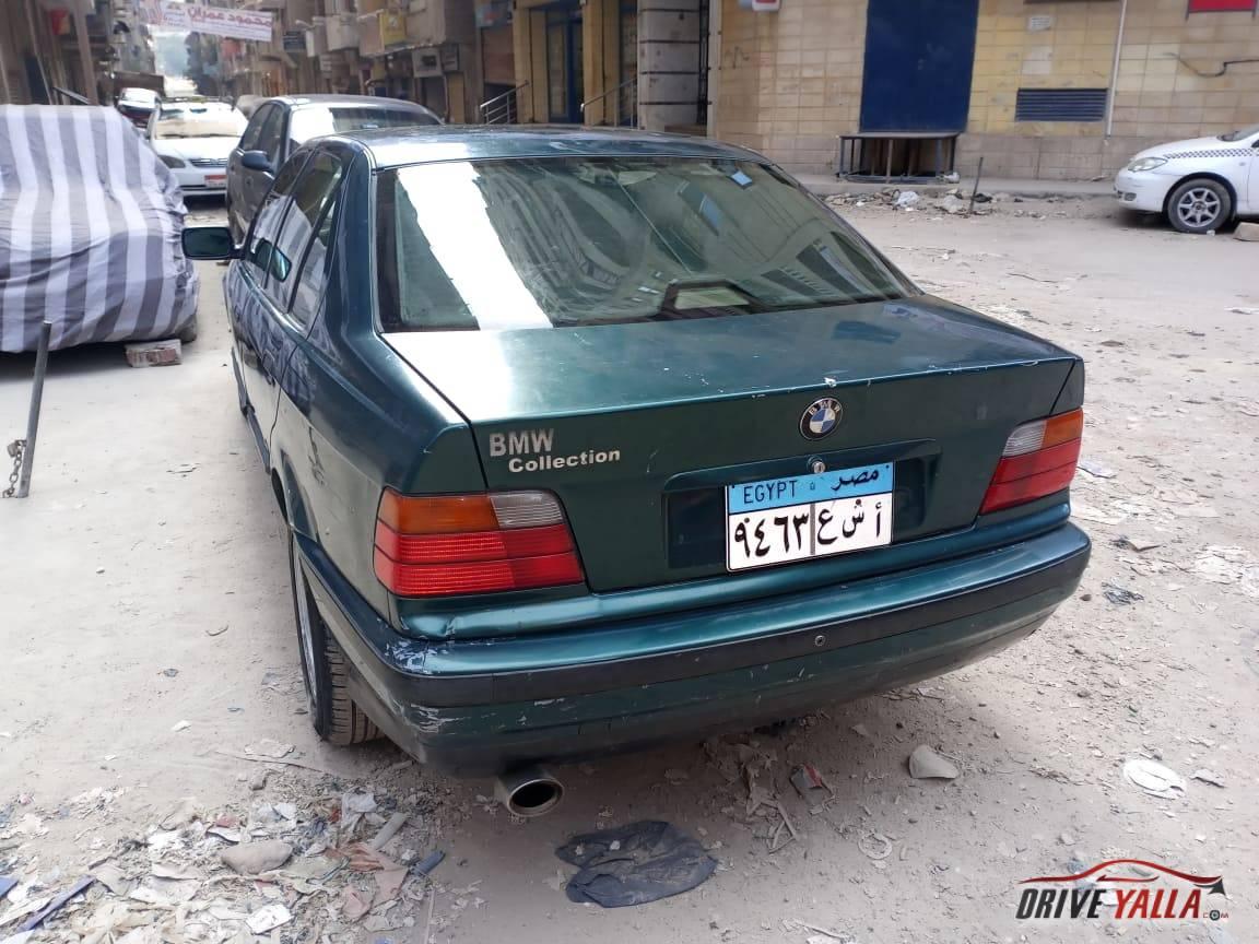 بى أم دبليو 318 مستعملة للبيع فى مصر 1998
