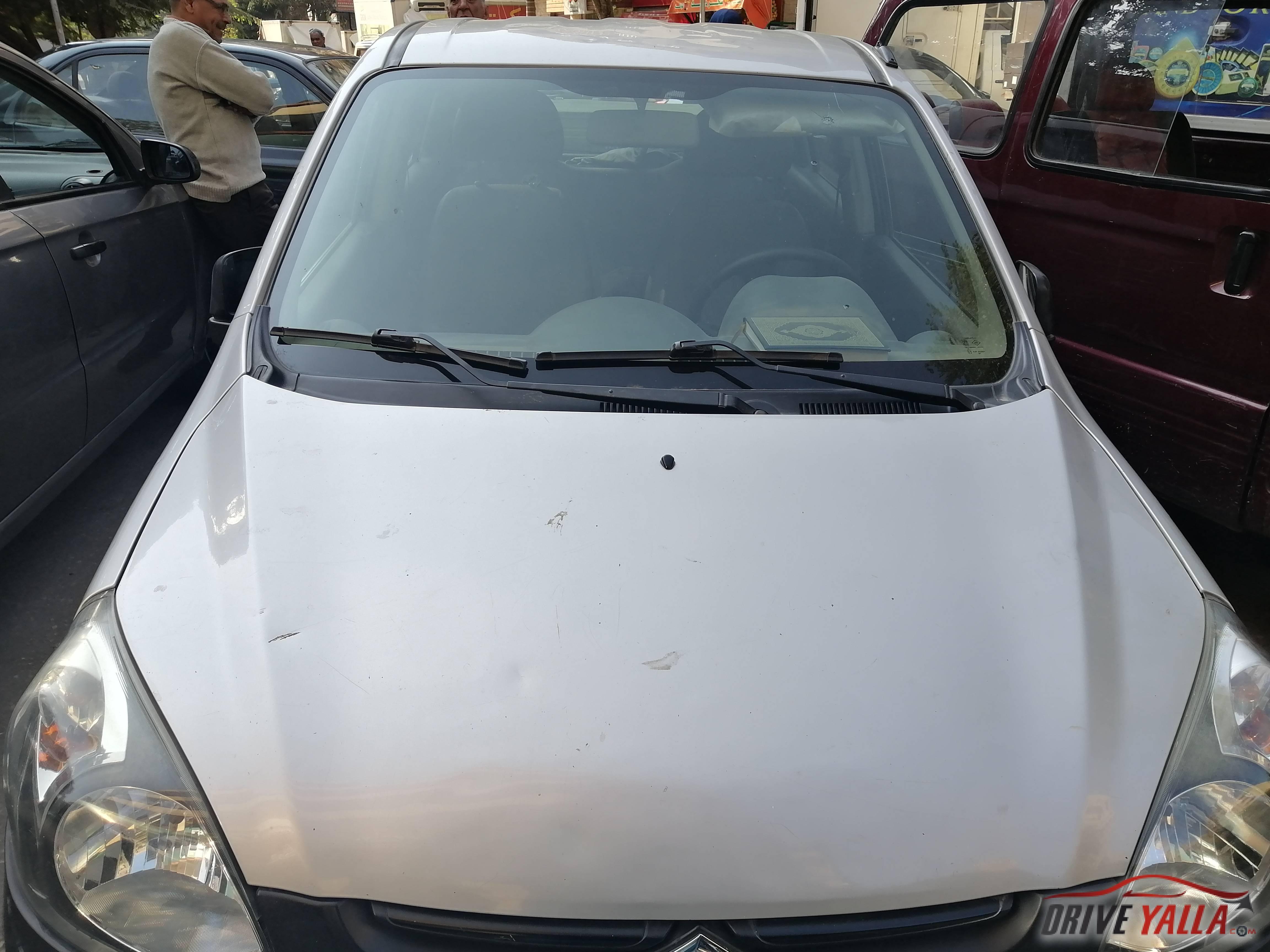سوزوكى التو مستعملة للبيع فى مصر  ٢٠١٥