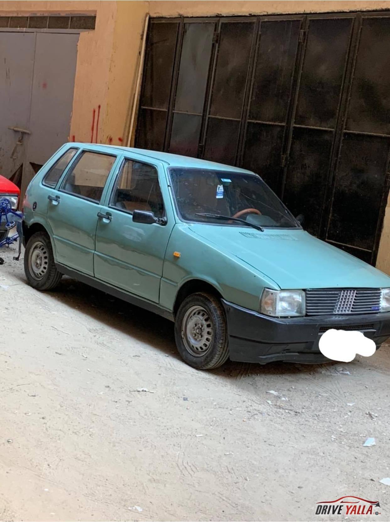 فيات اونو مستعملة للبيع فى مصر 1984