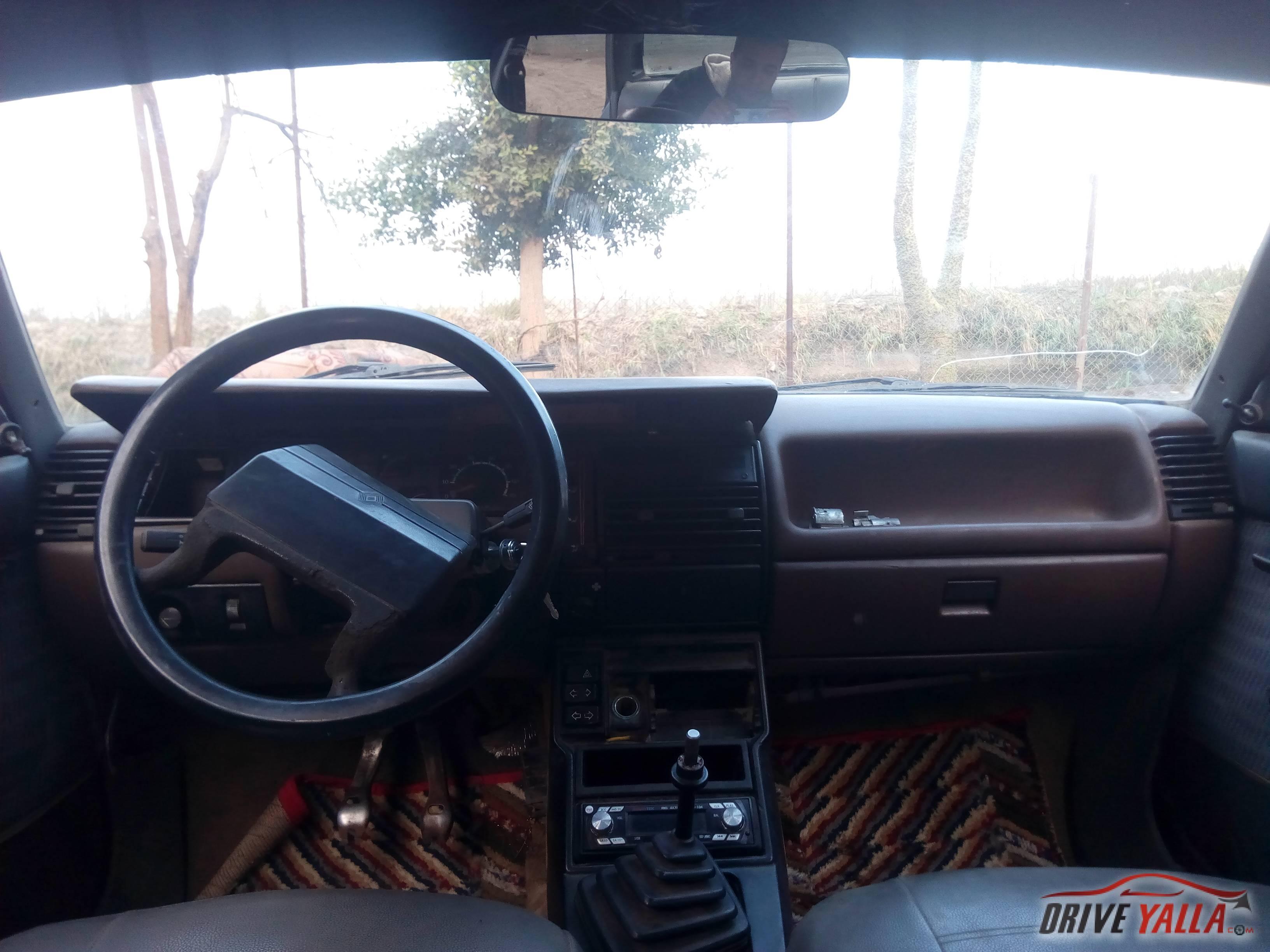 سياره رينو 9