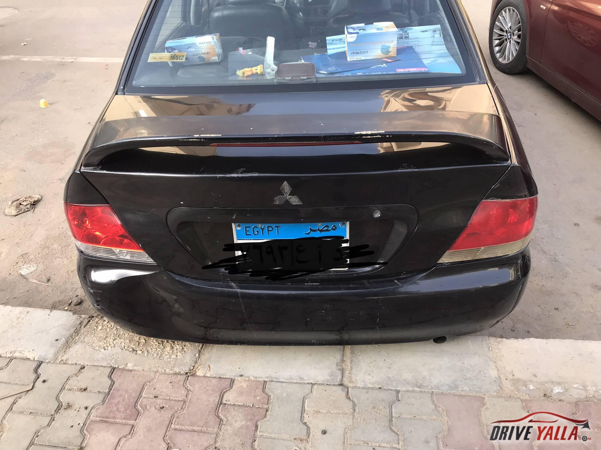 متسوبيشى لانسر مستعملة للبيع فى مصر موديل ٢٠١٠