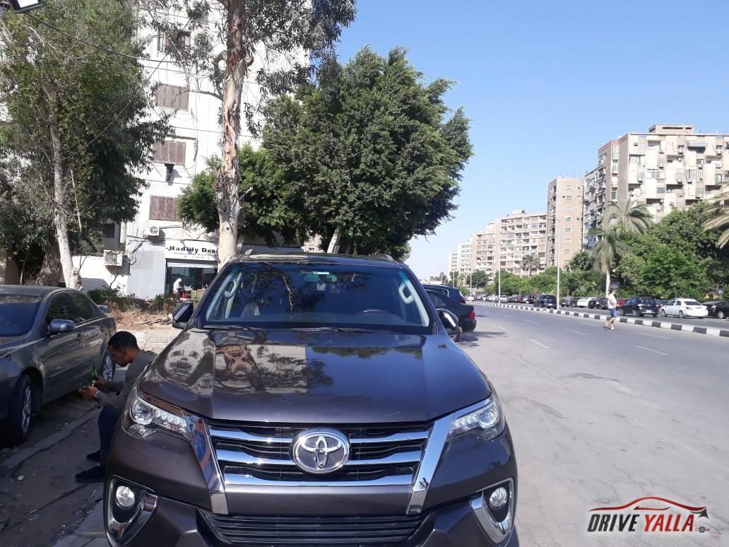 تويوتا فورتشنر مستعملة للبيع فى مصر 2019