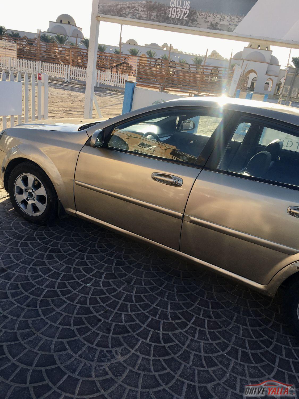 شيفرولية اوبترا  مستعملة  للبيع  فى مصر  ٢٠٠٩