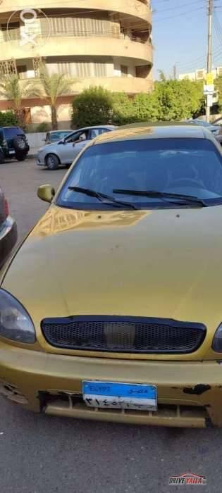 دايو لانوس  مستعملة للبيع فى مصر 1999