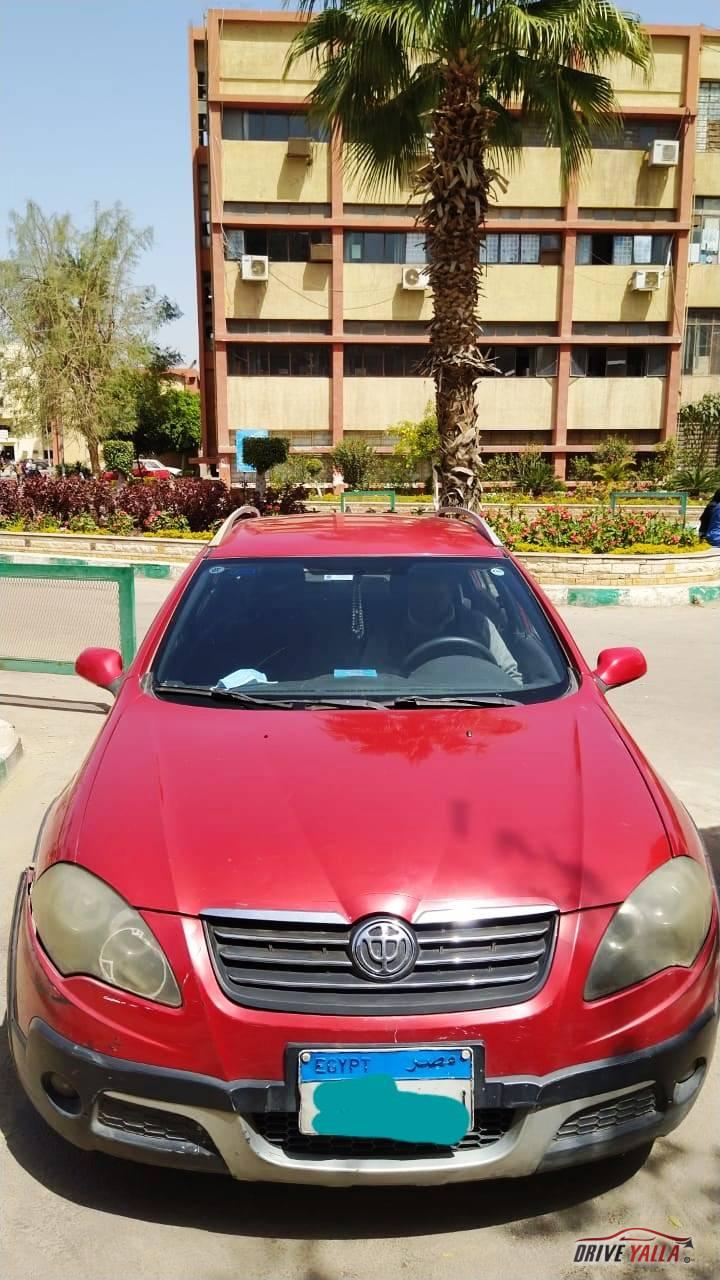 بريليانس اف ار فى مستعملة للبيع فى مصر 2013
