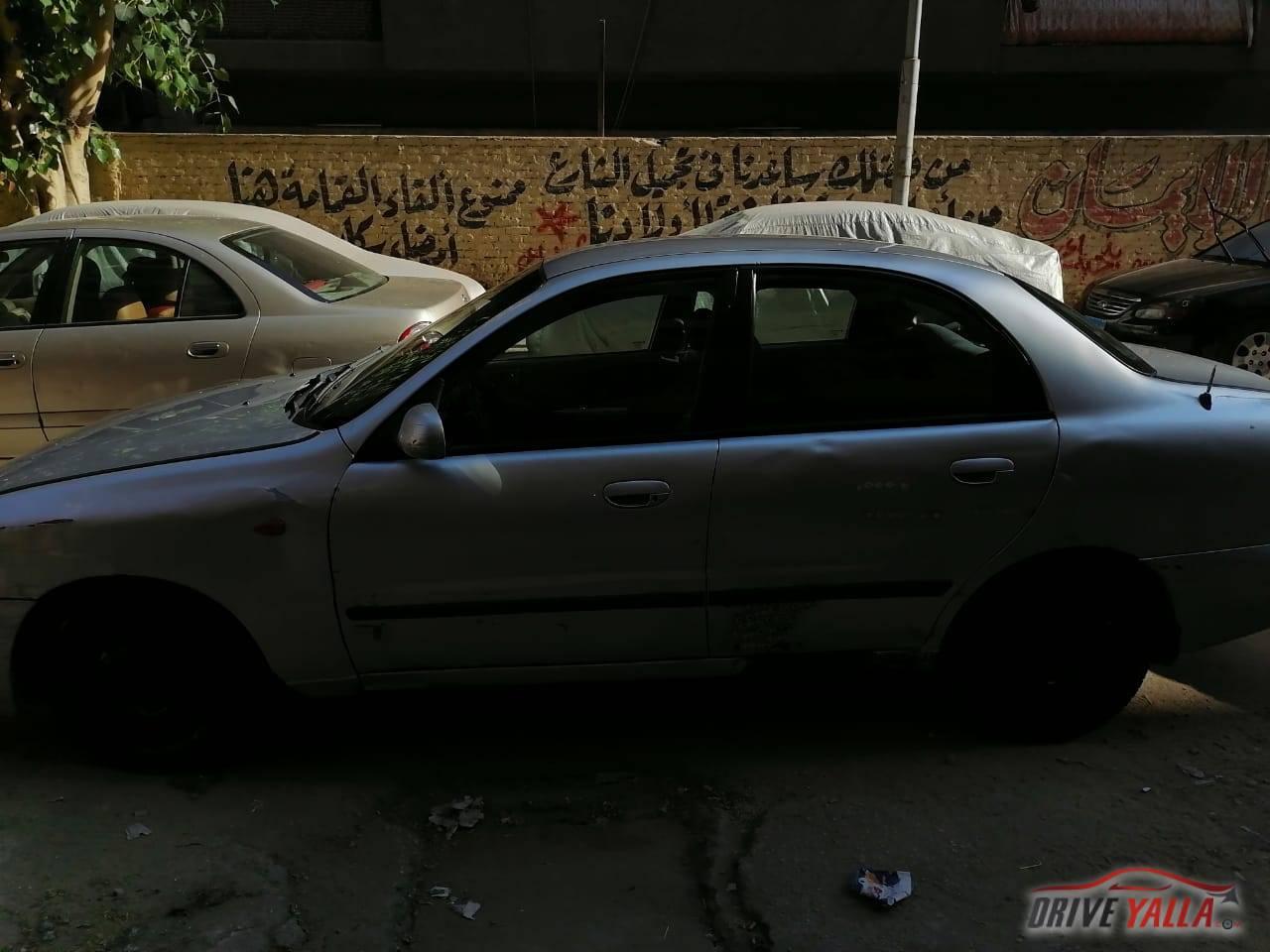 دايو لانوس مستعملة للبيع فى مصر 2008