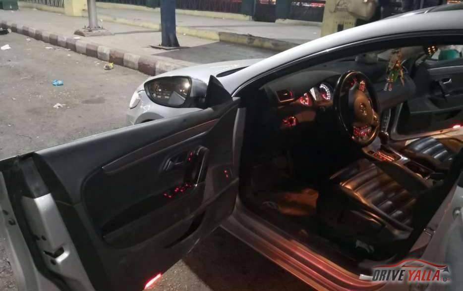 فولكس سى سى  مستعملة للبيع فى مصر  بالتقسيط  ٢٠١٣