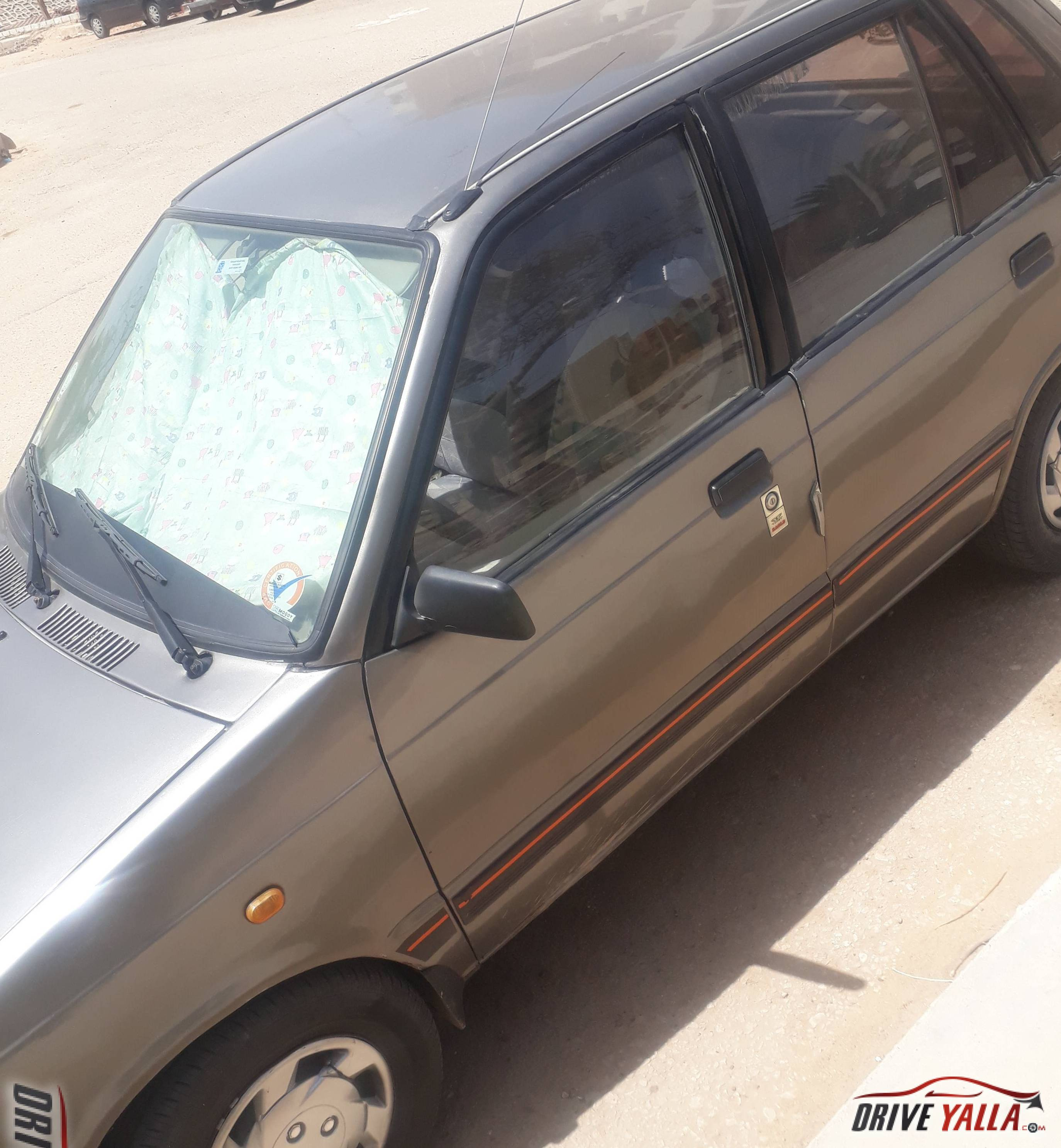 سوزوكى ماروتي مستعملة للبيع فى مصر  ٢٠٠٥