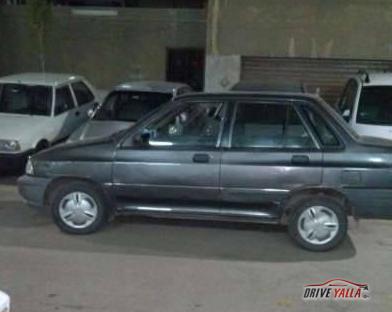 كيا برايد  مستعملة للبيع فى مصر 2006