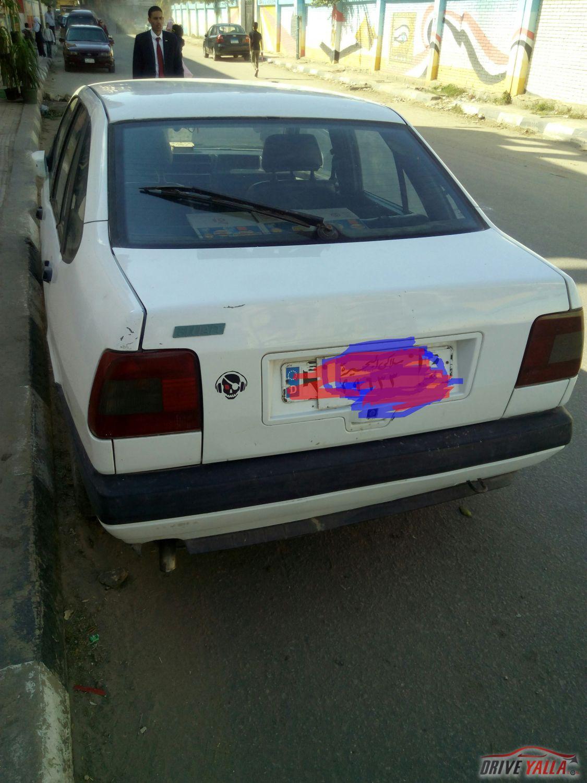 فيات تيمبرا مستعملة  للبيع فى مصر 1993