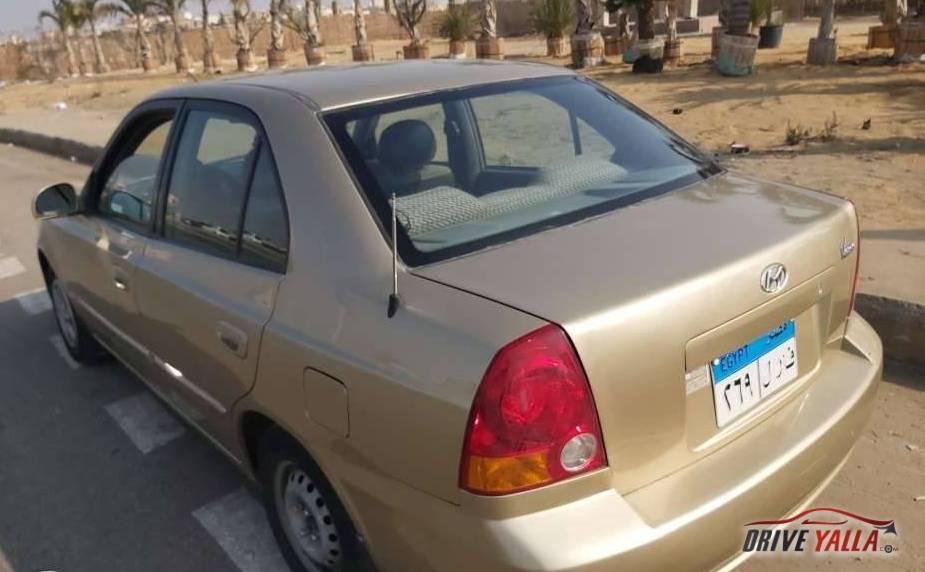 هيواندى فيرنا  مستعملة للبيع فى مصر ٢٠٠٦ مانيوال